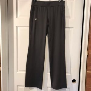 Under Armour Cold Gear Fitted straight leg pants